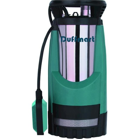 Duffmart Mq1200 Inox Kademeli Temiz Su Dalgıç Pompa