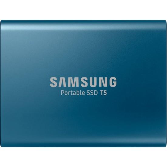 Samsung 500GB T5 Taşınabilir SSD Disk MU-PA500B/WW