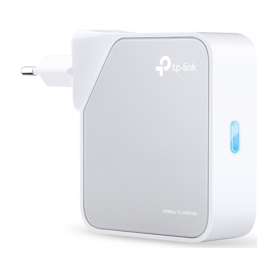 TP-LINK TL-WR810N 300Mbps Wifi Cep Router / AP / Menzil Genişletici