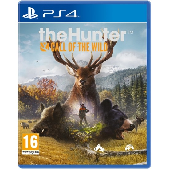 The Hunter Call of The Wild PS4 Oyun