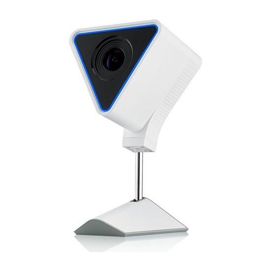 Zyxel CAM3115 Aurora 1080P Full HD 300 Mbps 16GB Ücretsiz Depolama Hareket Algılama Renkli Gece Görüş Uzaktan Yönetim Mobil Uygulama Anlık Bildirim NAS Destekli IP Bulut Kamera