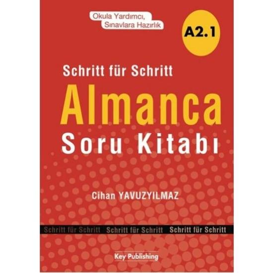Almanca Soru Kitabı A2.1