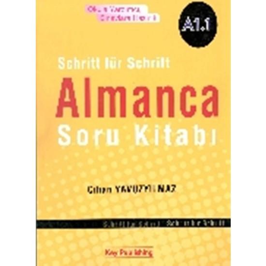 Almanca Soru Kitabı A1.1