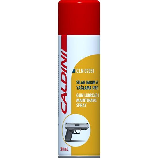 Caldini Silah Bakım Ve Yağlama Sprey 200 ml. CLN 02050