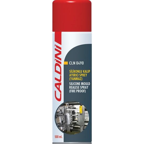 Caldini Silikon Kalıp Ayırıcı Sprey (Yanmaz) 500 ml. CLN 0490