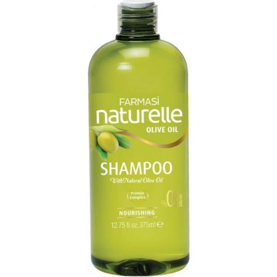 Farmasi Naturelle Zeytinyağlı Besleyici Şampuan