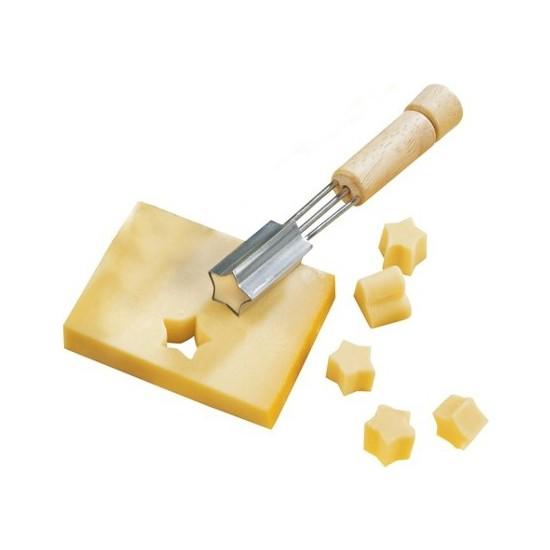 Pratik Yıldız Şekilli Peynir Kesici