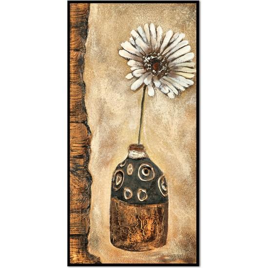 Dementia Art Dekoratif Çerçeveli Tablo (7) 30x60cm
