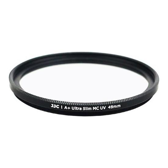 JJC 49mm UV (Ultra Viole) A+ Ultra Slim Multi-Coated Filtre