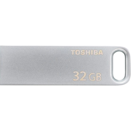 Toshiba 32Gb Usb 3.0 120 Mb/Sn Yüksek Okuma Hızı Mini Metal Usb Bellek