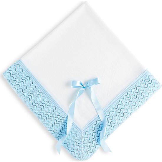 Bebecocon Erkek Çocuk Bella Battaniye Mavi