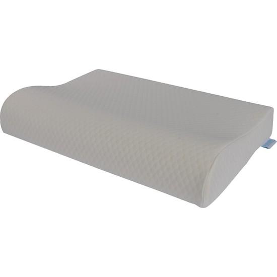 Boyun Destekli Visco Yastık 50 x 35 cm Taşıma Çantal