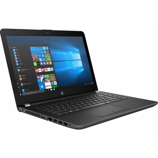 "HP 14-BS008NT Intel Core i3 6006U 4GB 256GB SSD Radeon 520 Freedos 14"" Taşınabilir Bilgisayar 2BT01EA"