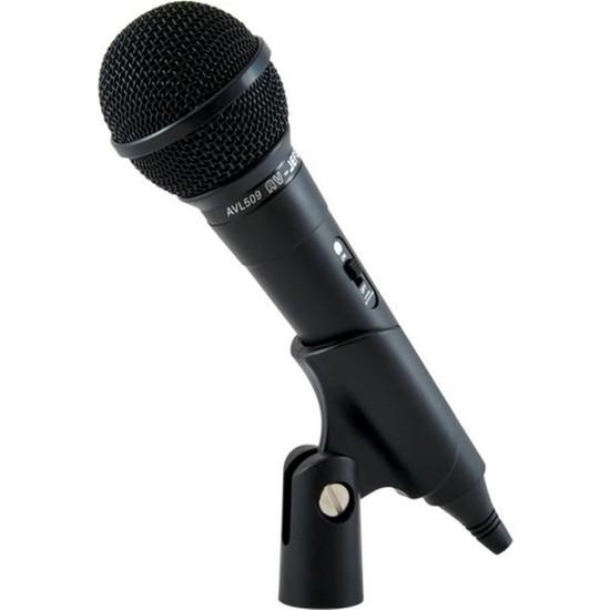 Avl 509 Profosyönel Mikrofon
