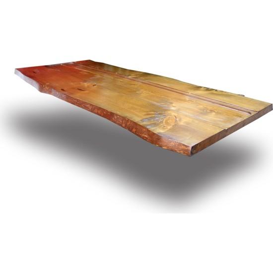 SZN Wood Kütük Masa Ladin Lola 226x95cm