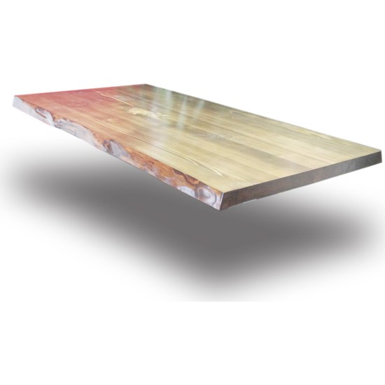 SZN Wood Kütük Masa Ladin Kamir 170x85cm
