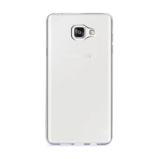 Teknoarea Samsung Galaxy C7 Pro Silikon Kılıf Şeffaf