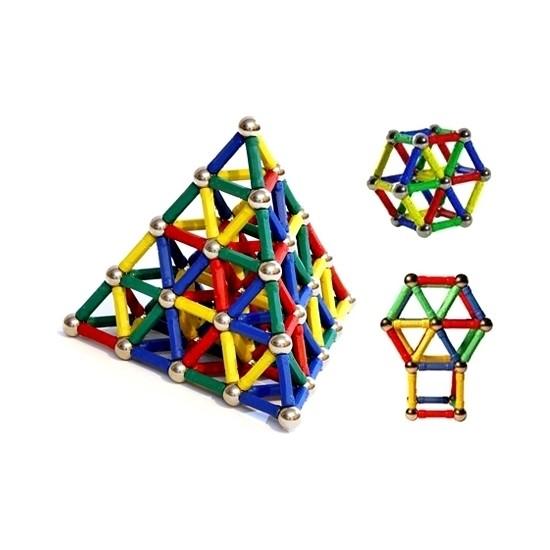 Peak Bays 37 Parça Manyetik Lego Seti
