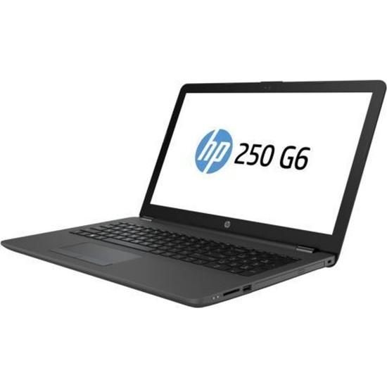 "HP 250 G6 Intel Core i5 7200U 8GB 256GB SSD Radeon 520 Freedos 15.6"" Taşınabilir Bilgisayar 2XY72ES"