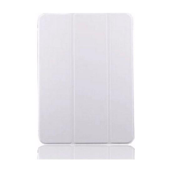 CresCent Samsung Galaxy Tab E 9.6 inç Sm-T560/T561/T562/T565/T567 Smart Case Smart Cover Tablet Kılıfı