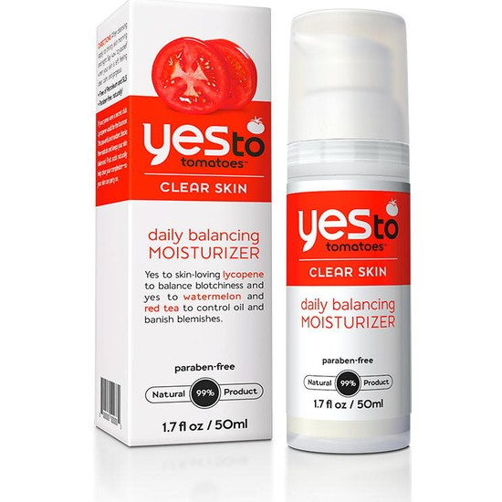 Yes To Tomatoes Daily Balancing Moisturizer 50ml