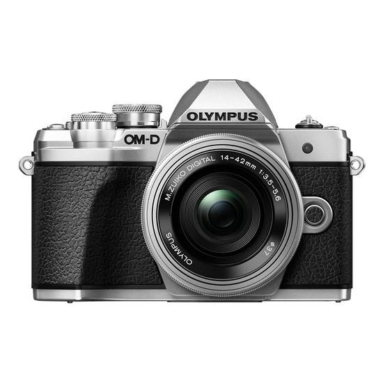 Olympus E-M10Iıı Ez 14-42 Gümüş Rengi Aynasız Fotoğraf Makinesi