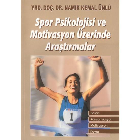 Spor Psikolojisi ve Motivasyon Üzerinde Araştırmalar Ekitap İndir | PDF | ePub | Mobi