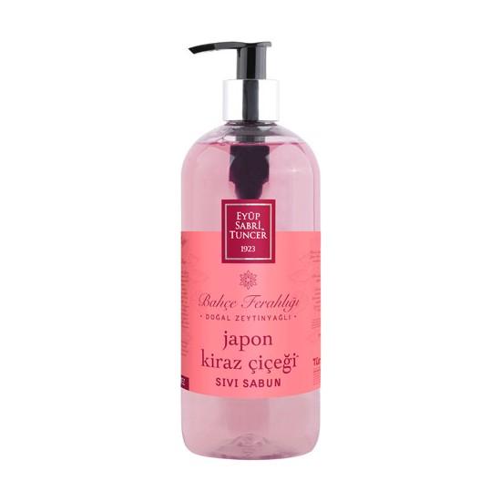 Eyüp Sabri Tuncer Sıvı Sabun Japon Kiraz Çiçeği 500 Ml