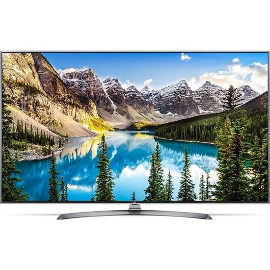 "LG 49UJ701V 49"" 123 Ekran Uydu Alıcılı 4K Ultra HD Smart LED TV"