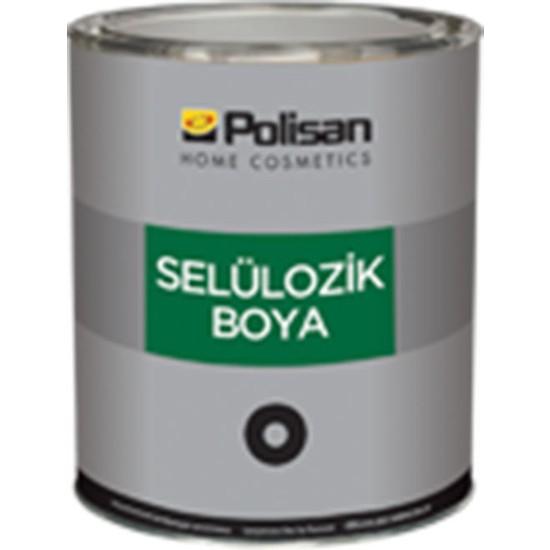 Polisan Selülozik Boya 2.Grup Boncuk Mavi 5019 0,75Lt