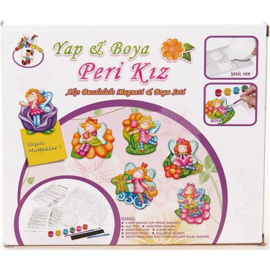 Gepet Toys Gpt 05 Yap Boya Peri Kizi Fiyati