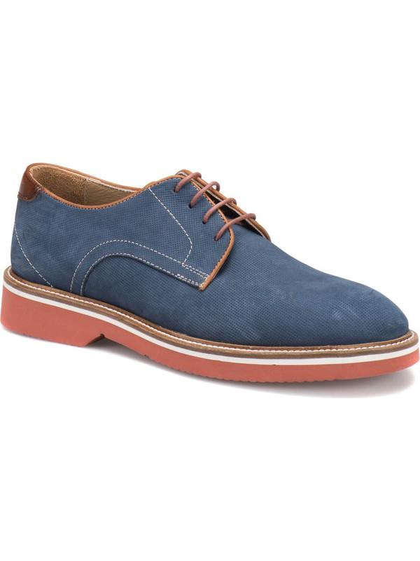 Cordovan 193 M 1506 Lacivert Erkek Deri Modern Ayakkabı
