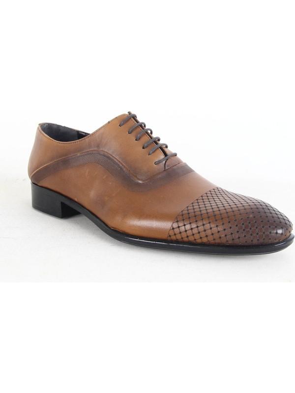 Cemil Saygın 300 Erkek Klasik Ayakkabı Taba