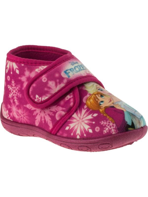 Gigi 92004 Frozen Elsa Pembe Çocuk Panduf