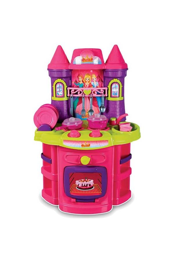Kitchen Princess Castle Toy Box 5629 mgs