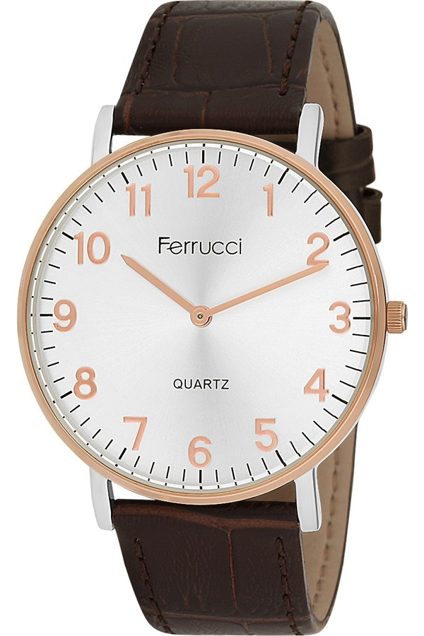 Ferrucci Water Resistant Men's Watch Fc11989K.02