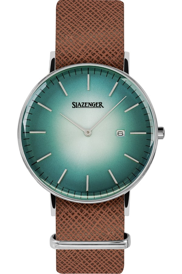 Slazenger Water Resistant Men's Watch SL.09.1970.1.01