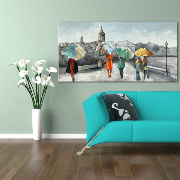 hepsiburada home istanbul kanvas tablo