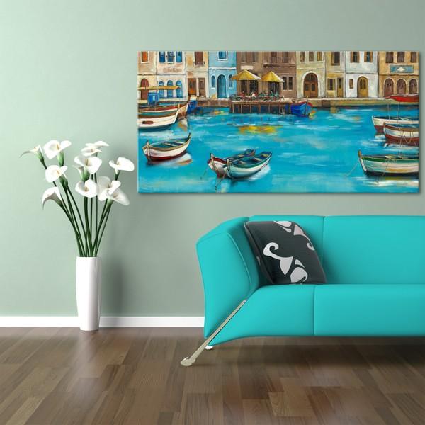 hepsiburada home manzara kanvas tablo