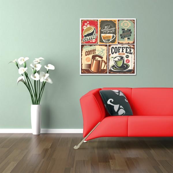 hepsiburada home cofee kanvas tablo