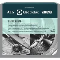 Electrolux M3GCP400 Çamaşır, Bulaşık Makineleri İçin Yağ, Kireç Çözücü ve Hijyenik Temizleyici (Yıllık paket)