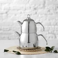 Karaca Venüs Çaydanlık Metalik