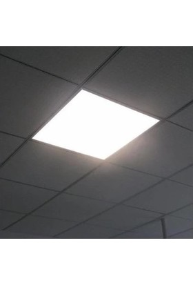 Ookay LED Panel 48W 60 x 60 3200 Kelvin Günışığı Backlıght Sıva Altı Panel LED Ookay