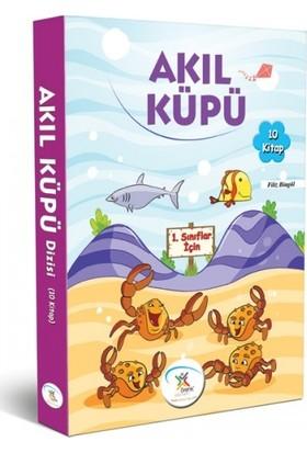 Mutlu Yayıncılık 1. Sınıf Dopdolu 3'lü Hikaye Seti 1. Sınıf Hikaye Seti