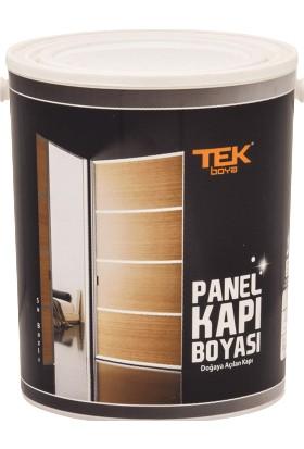 Tek Boya Su Bazlı Panel Kapı Boyası 2,5 Lt. Krem