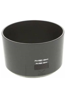 Mettzchrom Ph-Rbd Lens Hood Parasoley Pentax 50-200MM F4-5.6 Wr Lens Uyumlu Ph Rbd