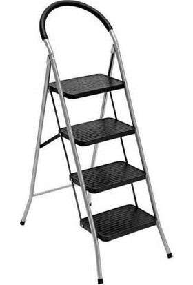 Saraylı Metal Merdiven Mega Pratik 4 Lü