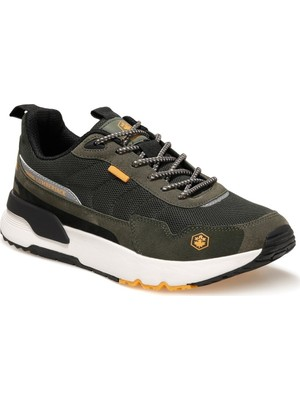 Lumberjack Port Haki Erkek Sneaker