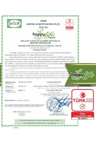 Happy Life Organik 2 Li Set Buğday Ruşeym - Yulaf Ezmesi