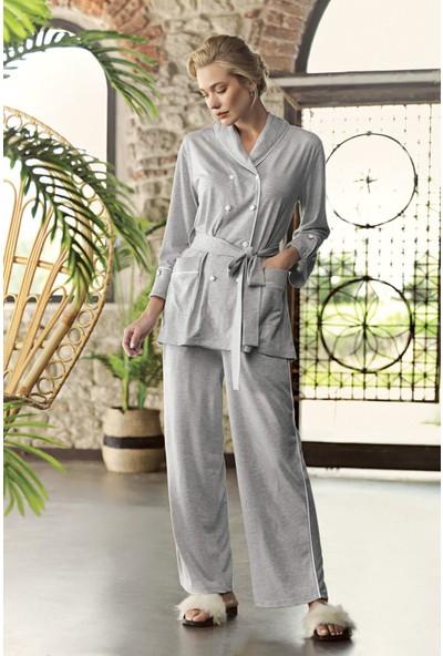 Artış Kadın Kimono Takım 10201 21Y